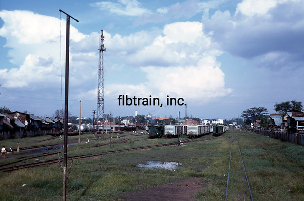 VNRS1967080134 - Viet Nam Railway, Saigon, RVN, 8-1967
