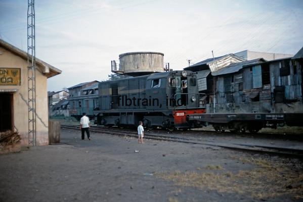 VNRS1967040119 - Viet Nam Railways, Saigon, RVN, 4-1967