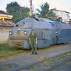 VNRS1967040135 - Viet Nam Railway, Saigon, RVN, 4-1967