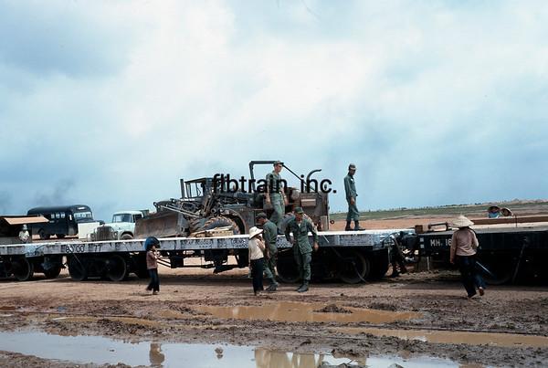 VNRS1967020226 - Viet Nam Railways, Honai, RVN, 2-1967