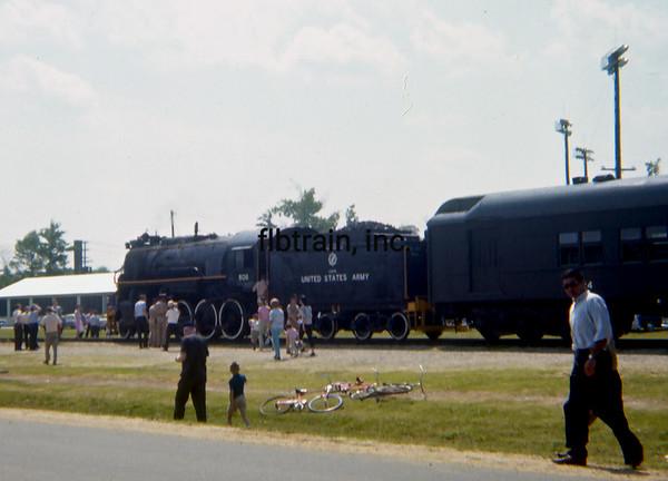 USA1966100507 - US Army TC, Fort Eustis, VA, 10-1966