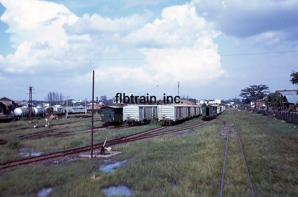 VNRS1967080135 - Viet Nam Railway, Saigon, RVN, 8-1967