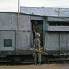 VNRS1967010907 - Viet Nam Railway, Saigon, Viet Nam, 1-1967