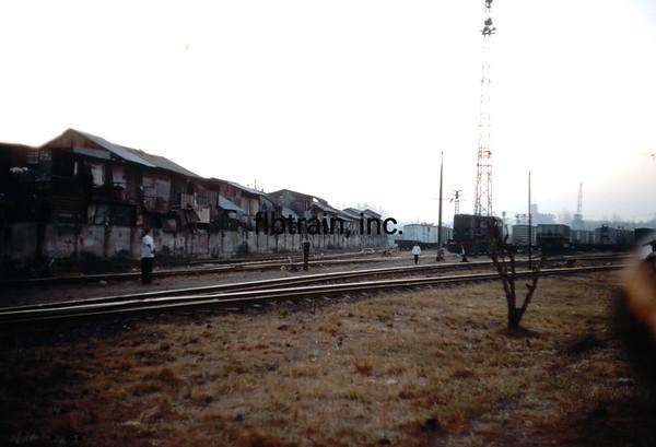 VNRS1967030095 - Viet Nam Railway, Saigon, Viet Nam, 3-1967
