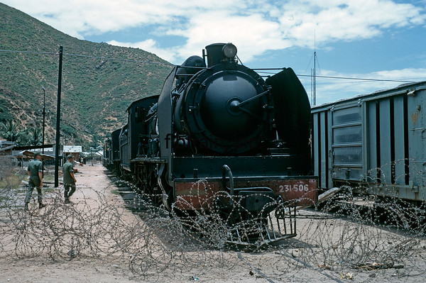 VNRS1967080229 - Viet Nam Railway, Qui Nhon, RVN, 8-1967