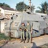 VNRS1967041124 - Viet Nam Railways, Saigon, RVN, 4-1967
