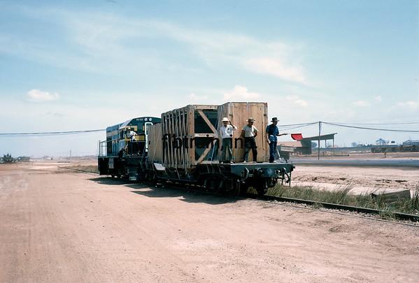 VNRS1967020211 - Viet Nam Railways, Dian, RVN, 2-1967