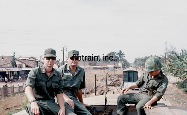 VNRS1967032000 - Viet Nam Railways, Saigon/Bien Hoa, RVN, 3-1967