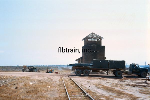VNRS1967030219 - Viet Nam Railway, HoNai, Viet Nam, 3-1967
