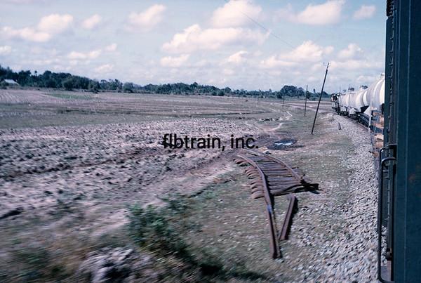VNRS1967020739 - Viet Nam Railways, Bien Hoa, RVN, 2-1967