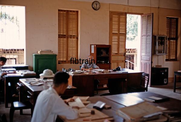 VNRS1967049600 - Viet Nam Railways, Saigon, RVN, 4-1967