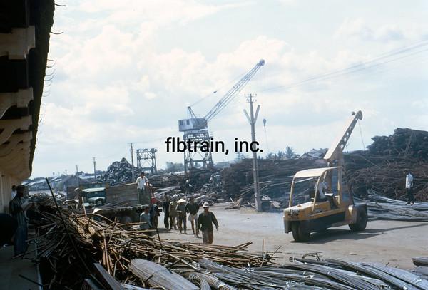 VNRS1967010849 - Viet Nam Railway, Saigon, Viet Nam, 1-1967