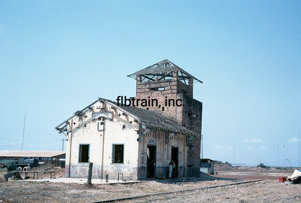 VNRS1967030214 - Viet Nam Railways, Long Binh, RVN, 3-1967