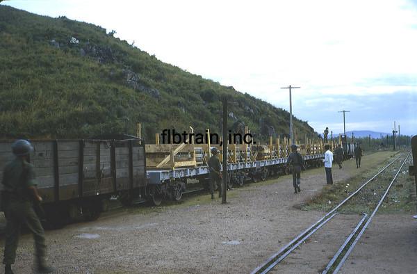 VNRS1967080244 - Viet Nam Railway, Dieu Tri, RVN, 8-1967