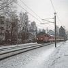 AUS1985120007 - Austrian Railways, Salzburg, Austria, 12-1985