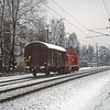AUS1985120011 - Austrian Railways, Salzburg, Austria, 12-1985