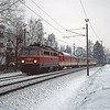 AUS1985120009 - Austrian Railways, Salzburg, Austria, 12-1985