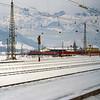 AUS1986010004 - Austrian Railways, Salzburg, Austria, 1-1986