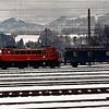 AUS1986010012 - Austrian Railways, Innsburck, Austira, 1-1986