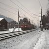 AUS1985120013 - Austrian Railways, Salzburg, Austria, 12-1985
