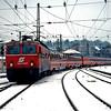 AUS1986010029 - Austrian Railways, Innsbruck, Austria, 1-1986