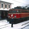 AUS1986010003 - Austrian Railways, Salzburg, Austria, 1-1986