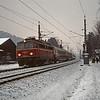 AUS1985120014 - Austrian Railways, Salzburg, Austria, 12-1985