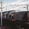 BR1986080013 - ScotRail, Glasgow, Scotland, 8-1986