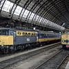 DRR1984080010 - Dutch Railways, Amersterdam, Holland, 8-1984