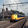 DRR1984080021 - Dutch Railways, Rotterdam.Gouda, Holland, 8-1984