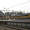 DRR1984080005 - Dutch Railways, Amsterdam, Holland, 8-1984