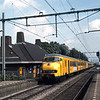 DRR1984080023 - Dutch Railways, Vleuten, Holland, 8-1984