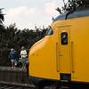 DRR1984080025 - Dutch Railways, Vleuten, Holland, 8-1984