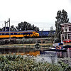DRR1984080018 - Dutch Railways, Gouda, Holland, 8-1994