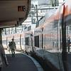 SNCF1986080009 - French Railways, Dijon, France, 8-1986