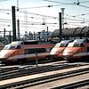 SNCF1986080012 - SNCF, Paris, France, 8-1986