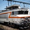SNCF1986080105 - French Railways, Paris, France, 8-1986