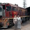 GUA1990100106 - Guatemala Railways, Guatemala City, Guatemala, 10-1990