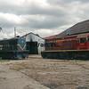 GUA1990100110 - Guatemala Railways, Guatemala City, Guatemala, 10-1990