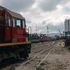 GUA1990100108 - Guatemala Railways, Guatemala City, Guatemala, 10-1990
