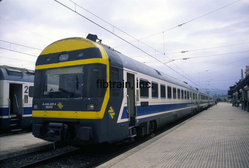 REN1998060001 - Spanish Railways, Taragona, Spain, 6-1998