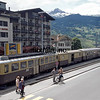 BOB1998060067 - Swiss Railways, Grindelwald, Switzerland, 6-1998