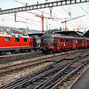 SBB1984080010 - Swiss Railways, Zurich, Switzerland, 8-1984