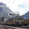 BOB1998060035 - Swiss Railways, Grindelwald, Switzerland, 6-1998