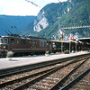 BLS1998060091 - Bern Lotschberg Simplon, Interlaken West, Switzerland, 6-1998
