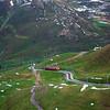 JRR1998060132 - Jungfrau Railway, Kleine Scheidegg, Switzerland, 6-1998