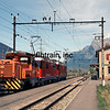 RB1998040012 - Swiss Railways, Zizers, Switzerland, 4-1998