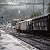 BLS1984080037 - Bern Lotschberg Simplon Railway, Interlaken West, Swtizerland, 8-1984