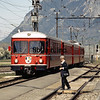RB1998040016 - Swiss Railways, Zizers, Switzerland, 4-1998