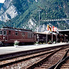 BLS1998060095 - Bern Lotschberg Simplon Railway, Interlaken West, Switzerland, 6-1998